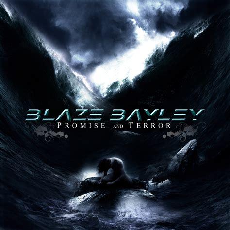 blaze bayley promise  terror review