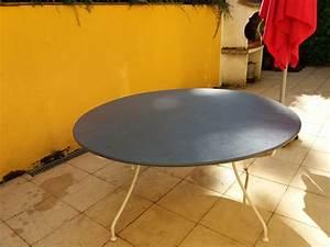 comment repeindre une table en fer rouillee conseils With commentaire peindre une poutre en bois 4 comment peindre la poutre de votre cheminee conseils et