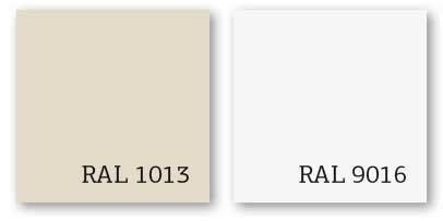 Ral Farbe 9016 by Pergotechnica Quality Pergolas Color Textiles