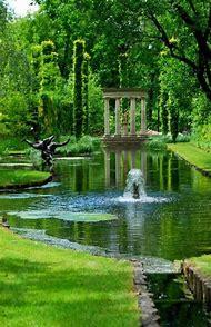 Most Beautiful Water Gardens