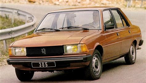 peugeot cars old models 1977 1988 peugeot 305 specifications classic and