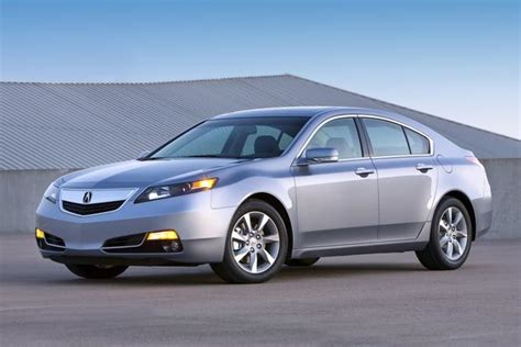 Acura Car Reviews by 2014 Acura Tl New Car Review Autotrader