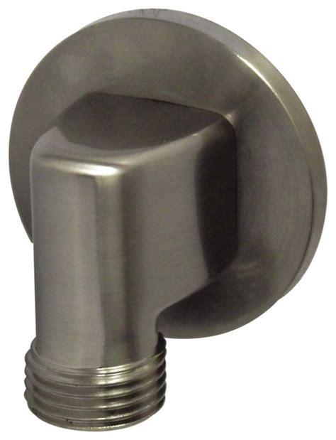 trimscape modern  brass supply elbow satin nickel