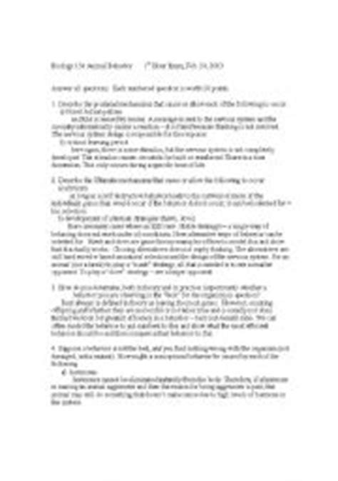 english worksheets animal behavior