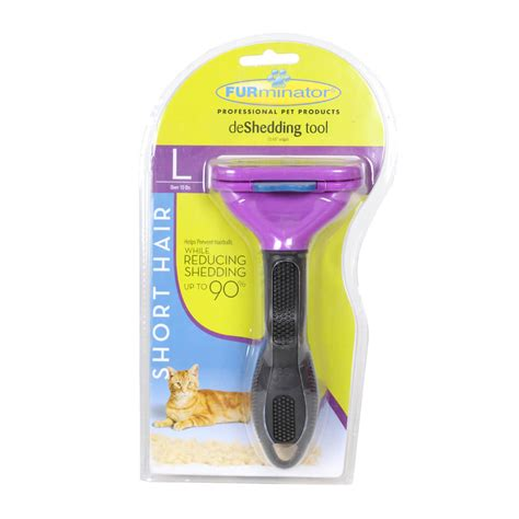 hair shedding solutions furminator deshedding tool for large cats lambert vet supply