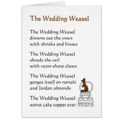 funny wedding limericks wedding ideas