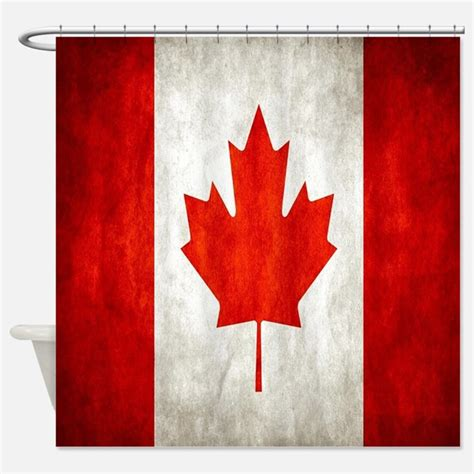 fabric for curtains canada canadian flag shower curtains canadian flag fabric