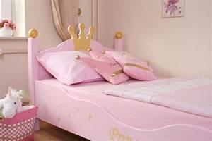 Lit Princesse 90x190 : lit princesse rose ~ Teatrodelosmanantiales.com Idées de Décoration