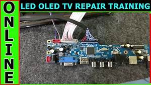 Install Universal Board U11 2    Lcd  Led Tv