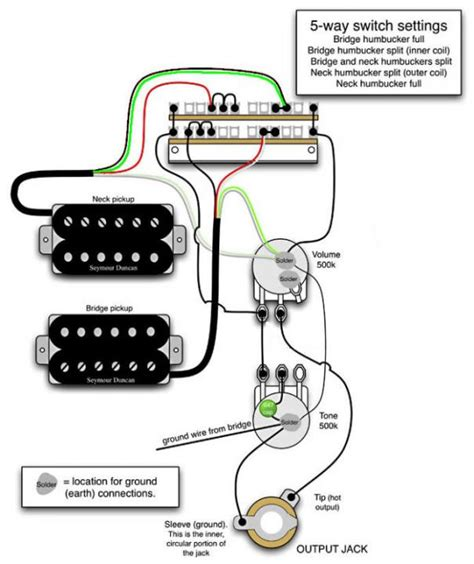 5 way switch wiring help