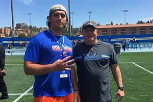 UCLA Football Recruiting: 3-Star OL Beau Taylor Commits to ...