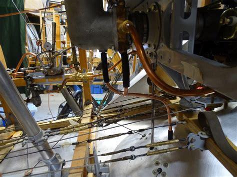 sopwith camel fuel system john  shaw aviation