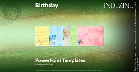 birthday powerpoint templates