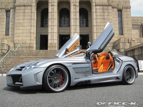 Fab Design Mercedes Benz Slr Mclaren Roadster Desire Is