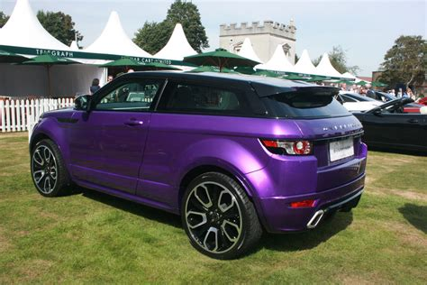 range rover purple overfinch evoque supermac1961 flickr