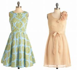 vintage bridesmaid dresses for vintage weddings With wedding and bridesmaid dresses