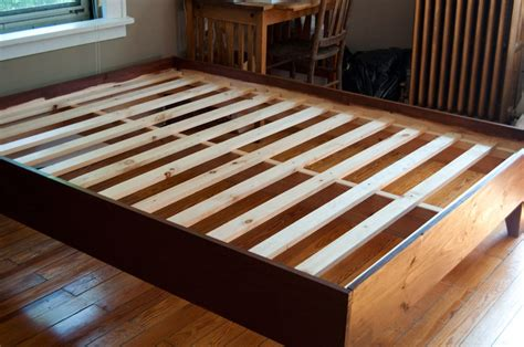 diy wood bed frame plans wooden  metal porch swing
