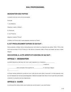 modèle contrat de bail commercial madagascar contrat de location gratuit 224 imprimer mod 232 le 224
