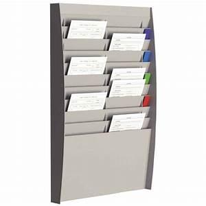 Trieur Vertical Comprenant 20 Cases A4 Paperflow Vente