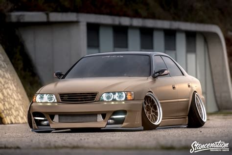 stanced toyota a street car named desire ryo 39 s toyota chaser