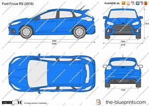 Dimension Ford Focus 3 : ford focus rs vector drawing ~ Medecine-chirurgie-esthetiques.com Avis de Voitures