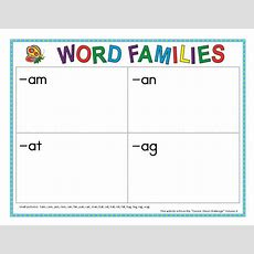 Cookie Sheet Activities Volume 6 Word Families  Make Take & Teach