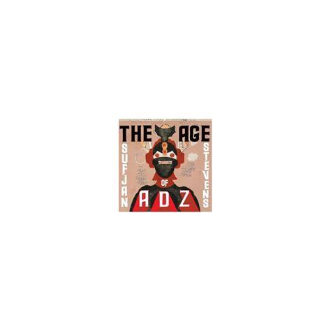 Sufjan Stevens – The Age of Adz | MusicZone | Vinyl ...