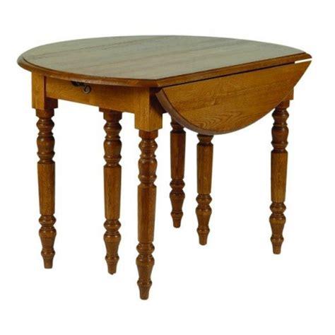 table de cuisine ronde en bois table de cuisine ronde en bois avec rallonges cercy