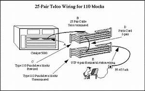 Wiring Manual Pdf  110 Block Wiring Diagram 25 Pair