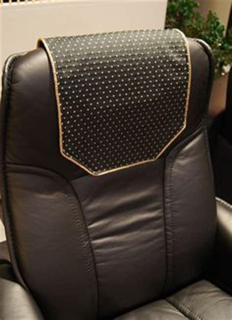 chairrecliner headrest cover sleigh machine embroidered wwwstitchnartbymichellecom recliner