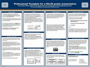 online poster presentation echinacea With posterpresentations com templates