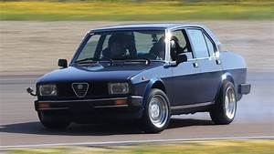 Alfa Romeo Alfetta 2 0 - The Italian Pride Engine  U0026 Drifting