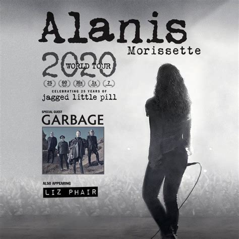 Alanis Morissette To Go On A Jagged Little Pill 25th ...