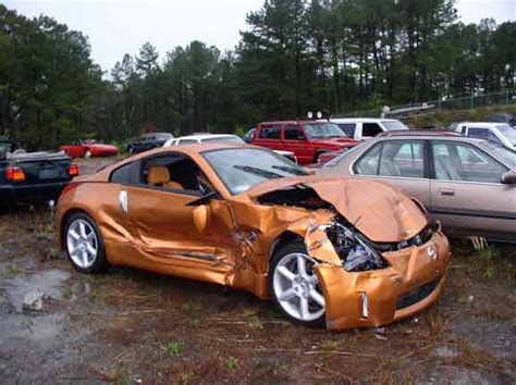 wrecked nissan  fairlady  album number