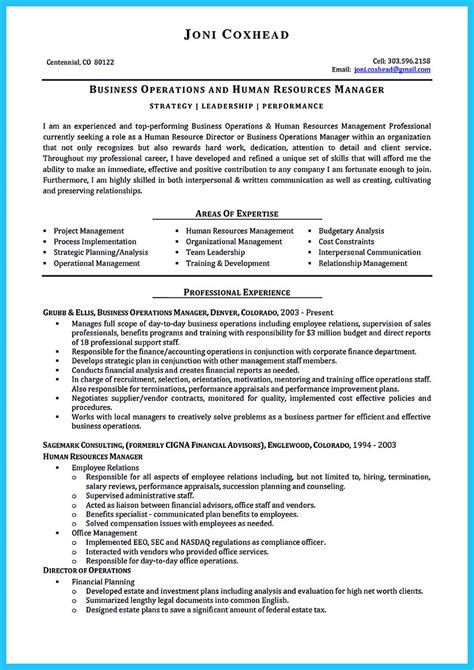 Of The Resume by Make The Most Magnificent Business Manager Resume For
