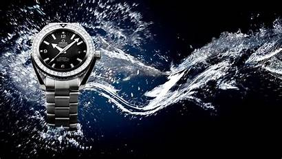 Omega Seamaster Water Watches Diamond Wallpapers Professional