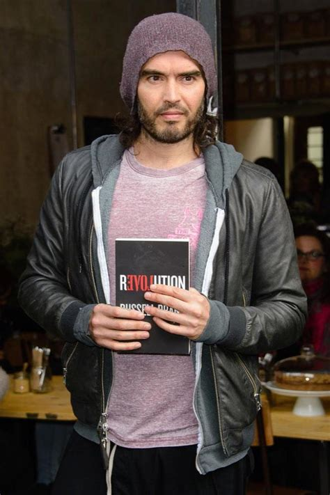 russell brand on bake off russell brand jokes he wants strictly come dancing judge gig