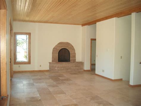 Best Living Room Tile Flooring Living Room Tile Floor Kitchen Stainless Steel Sink With Accessories Drain Cleaner Double Drainer Plumbing Diagram Caesarstone How To Clean A White Both Sides Of Clogged