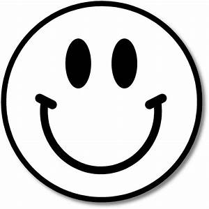 6+ Smiley Face Clipart Black And White - Preview : Black ...
