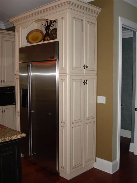 cabinet next to fridge design ideas pictures remodel and
