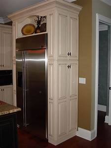 above refrigerator cabinets design pictures remodel With kitchen colors with white cabinets with chicago skyline wall art