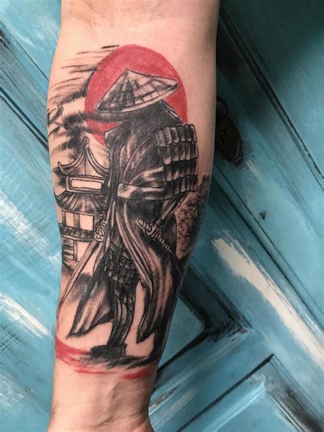 idees tatouage samourai le tattoo des guerriers