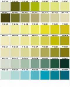Code Couleur Pantone : nuancier pantone vert jaune bleu d co en 2019 couleur palette de couleurs vert et palette ~ Dallasstarsshop.com Idées de Décoration
