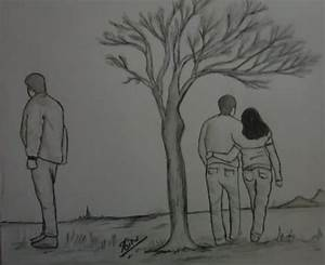 sad love drawings - Google Search | When Love Fails ...