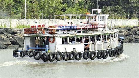 Boat Service Mumbai To Alibaug by Mumbai To Alibaug Stays On Paper News