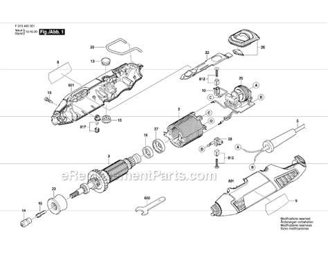 dremel wiring diagram dremel 4000 parts list and diagram ereplacementparts