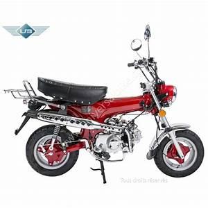 Petite Moto Honda : petite moto 125 ~ Mglfilm.com Idées de Décoration