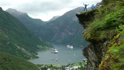 Geirangerfjord Norway In Hd Youtube