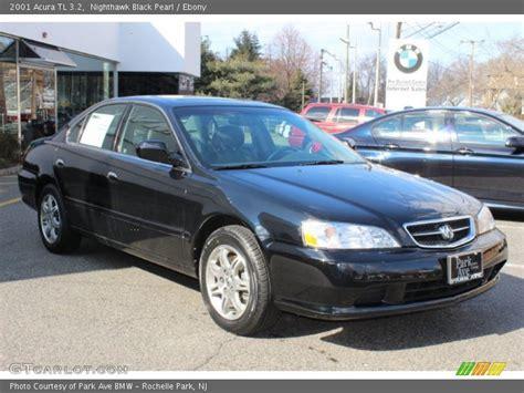 2001 Acura Tl 3 2 by 2001 Acura Tl 3 2 In Nighthawk Black Pearl Photo No