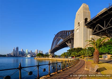 morning  sydney harbour bridge  kirribilli nsw